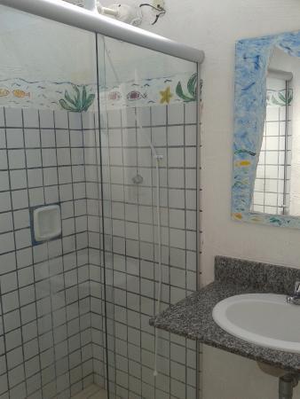 Pousada Chez Nice: Banheiro