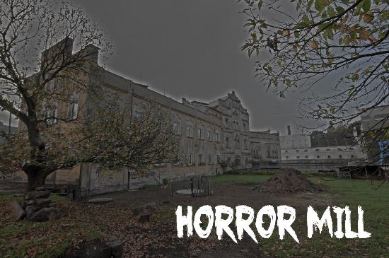 Horror Mill - horror house Prague