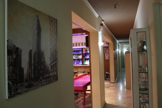 Elga Apartments: Lobby