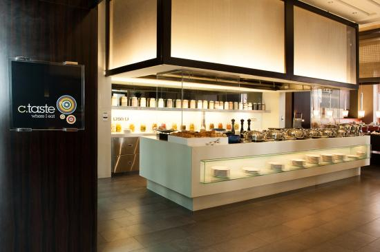 C Taste Restaurant Picture Of C Taste Dubai Tripadvisor