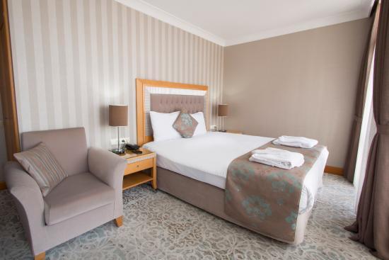 Hotel Villa Zurich: Superior Dbl with Balcony