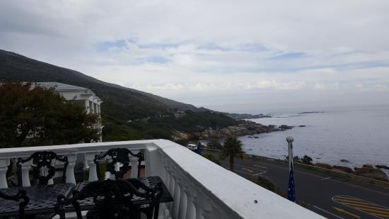Camps Bay, Sudáfrica: View from Leopard Bar