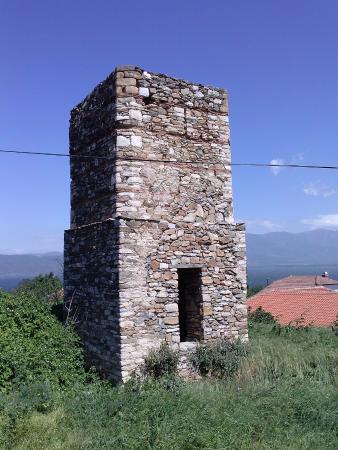 Star Dojran, Republika Macedonii: Old City Clock Tower 1