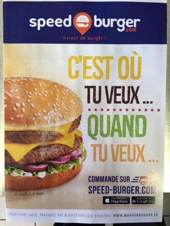Speed Burger Pau