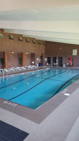 Maritime Conference Center: Indoor Swimming Pool