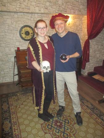 MindMaze Prague - Alchemist Room