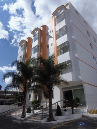 호텔 세노리알 트락스칼라