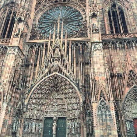 Katedra Notre Dame w Strasbourgu: photo0.jpg