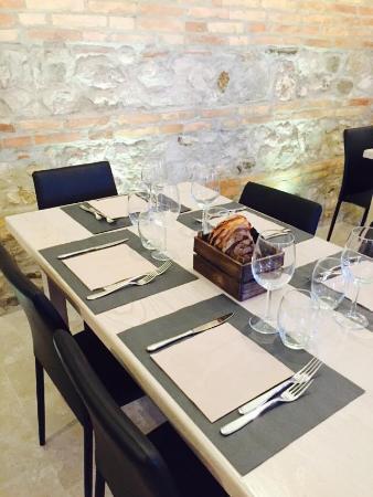 Ristorante La Taverna: la nostra tavola