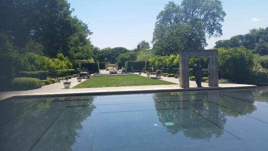 Women S Garden Picture Of Dallas Arboretum Botanical Gardens