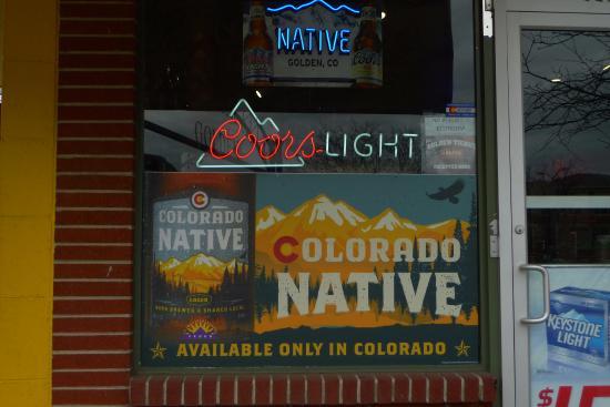 Golden, CO : Colorado Native commercial