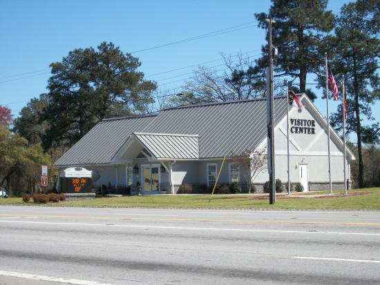 Kinston Lenoir County Visitors Center