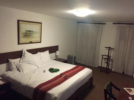 Tierra Viva Arequipa Plaza Hotel: Miren la amplitud y comodidad de las habitaciones