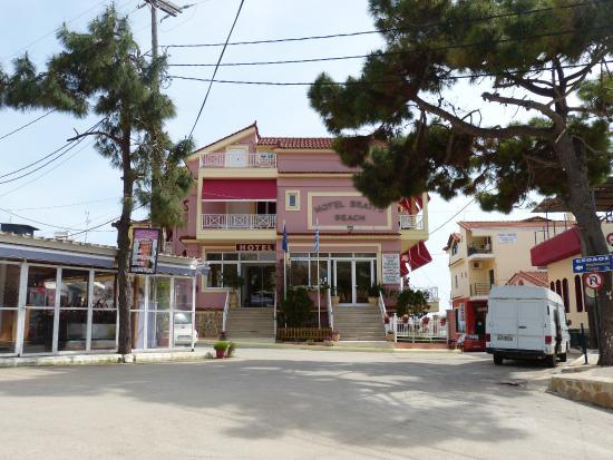Lygia, กรีซ: Hoteleingang