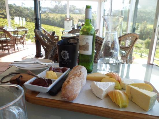 Constantia, Sydafrika: Cheese board