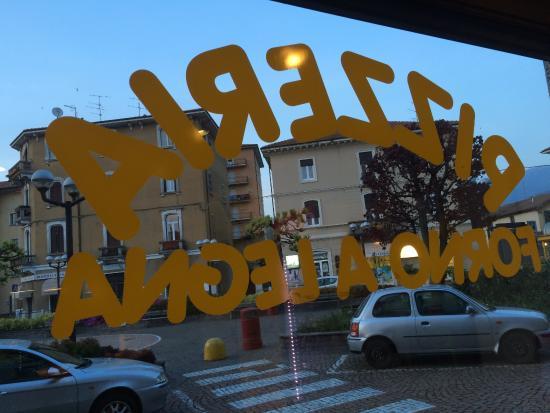 Germignaga, Italië: Interior