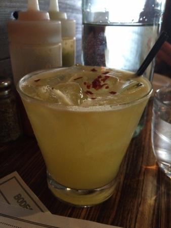 Bodega Taco Bar: Tomalito Margarita