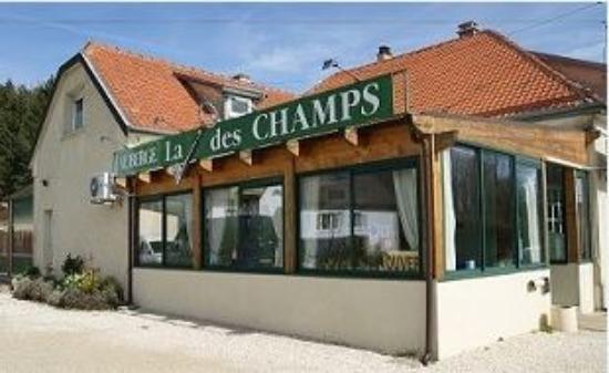 Auberge la cle des champs boismont restaurant avis - Numero de telephone de la chambre des commerces ...