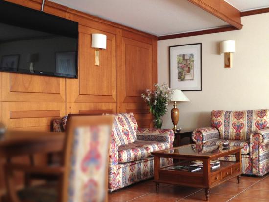 Xalet Verdu Hotel: salón
