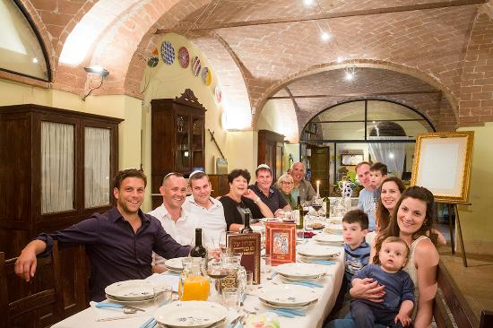 Monteroni d'Arbia, Italië: happy guests