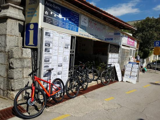 ‪Rent a Bike Herceg Novi‬