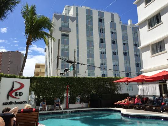 Picture Of Red South Beach Hotel