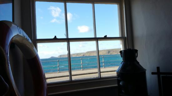 Sennen Cove, UK: What a View