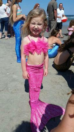 Surfside Beach, Carolina del Sur: An amazing day at Myrtle Beach Mermaids