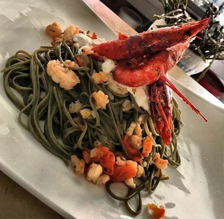 Il cavalluccio marino vada ristorante recensioni for Foto cavalluccio marino