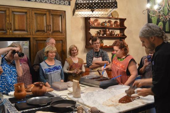 Bethesda, MD: Chocolate making class in San Miguel de Allende