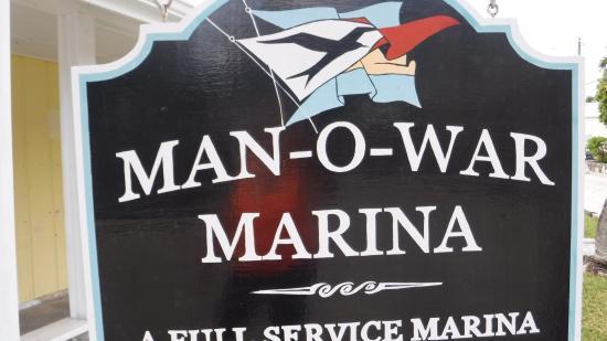 Остров Большой Абако: Man O War Marina