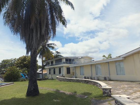 Solomon Kitano Mendana Hotel: Jica office
