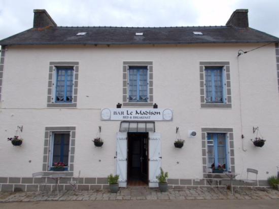 Scrignac, France: A warm welcome awaits you . . .