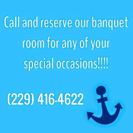 Bainbridge, Τζόρτζια: Need a banquet room? We have plenty of room!