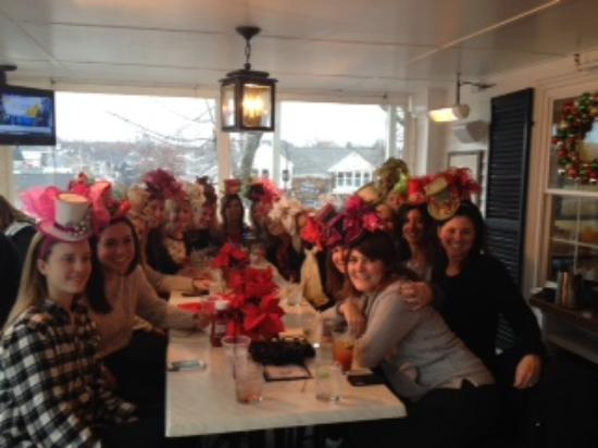 Tia's Topside: We loved their hats, they loved everything!!!