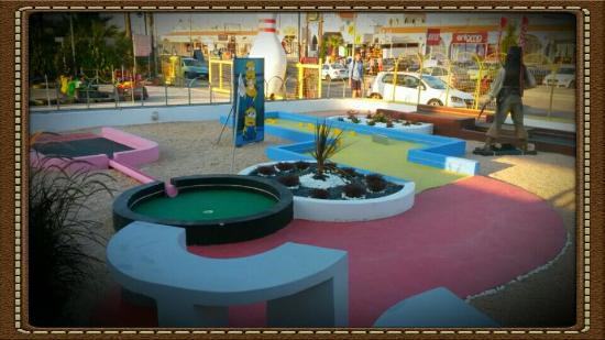 Sky Park Bowling Faliraki