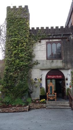 Abbeyglen Castle Hotel: Entrée