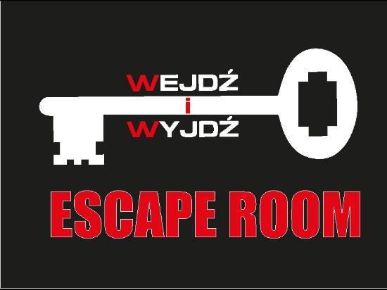 Escape Room Wejdz i Wyjdz