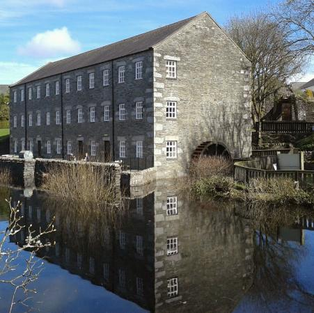 Gatehouse of Fleet, UK: The Mill on the Fleet