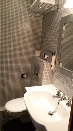 Louison Hotel: Banheiro