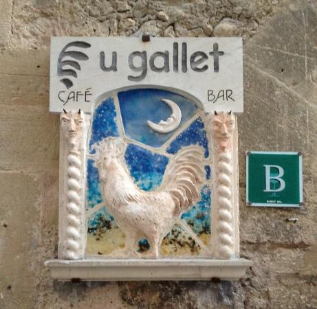 U Gallet