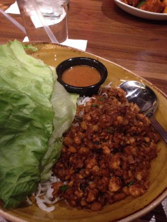 P.F. Chang's China Bistro: delicious lettuce wraps
