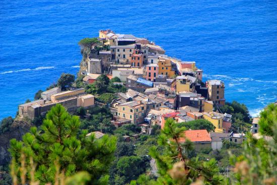 Footpath Monterosso - Vernazza