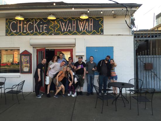 Chickie Wah Wah: The Gang