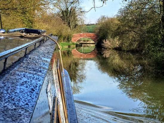 Napton-on-the-Hill, UK: Napton Narrowboats