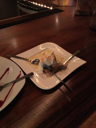 Nuevo Arenal, Costa Rica: dessert at the restaurant