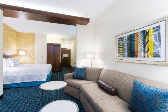 Fort Stockton, Техас: Studio King Guest Suites