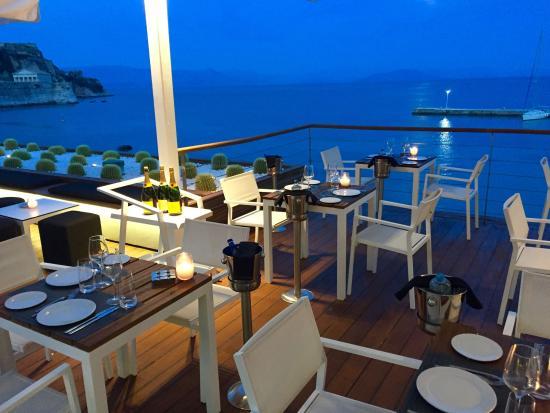 Romantic atmosphere - Εικόνα του Naok Azur, Κέρκυρα (Χώρα ...