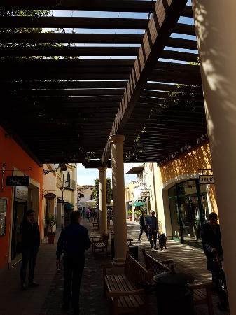 viale ombreggiato - Foto di La Reggia Designer Outlet 348d171feed