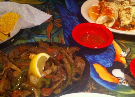 Alpena, ميتشجان: Steak Fajita